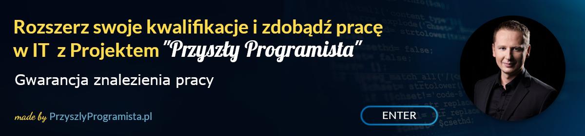 Przyszły programista