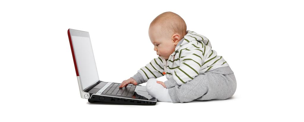 Pracę programisty można porównać do ciągłego rozwoju dziecka, które zdobywając nowe umiejętności uparcie podążą do celu