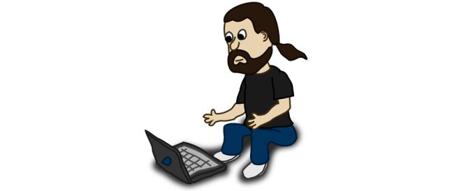 Stereotyp programisty