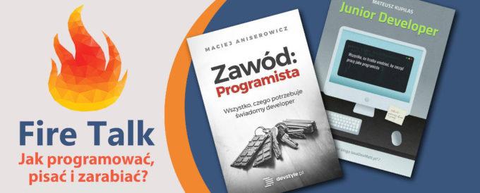"""Wydarzenie z JavaDevMatt i devstyle – patronat medialny """"Przyszły Programista"""""""