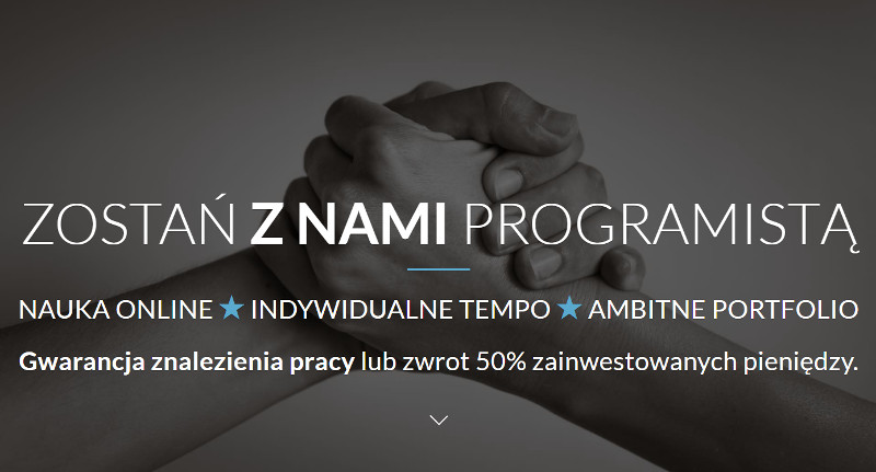 PrzyszlyProgramista.pl Header